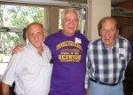 Billy Joe Meadows, Terry Max Newsome, Danny Pappas