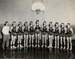 1953 Boys Basketball Team