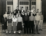 1953 Mrs. Emge's Spanish Club