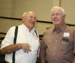 Bill Parks, Cleamon Pope