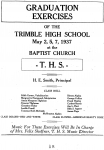 1934 Graduation Exercises
