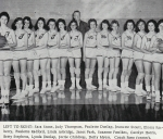 1960 Girls Basketball Team