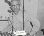 1960. Sam Jones, Janitor