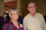 Sue Scobey Clark and Jack Parnell
