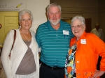 Laura Walters Demuth, Wess Walton and Elise Tuttle