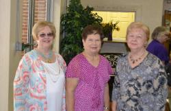 Evelyn Sims Albrignt, Susanne Ridgeway Albright, Mary Fay Sims